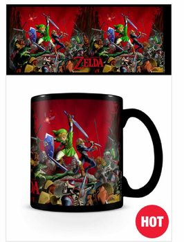 Caneca  The Legend Of Zelda - Battle