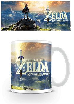 Caneca The Legend Of Zelda: Breath Of The Wild - Sunset