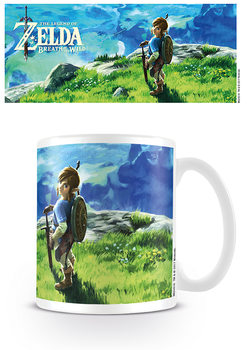 Caneca The Legend Of Zelda: Breath Of The Wild (View