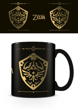 Caneca The Legend Of Zelda - Hylian Shield