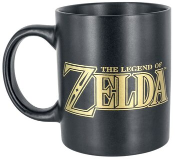 Caneca The Legend Of Zelda - Hyrule