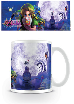 Caneca The Legend Of Zelda - Majora's Mask Moon