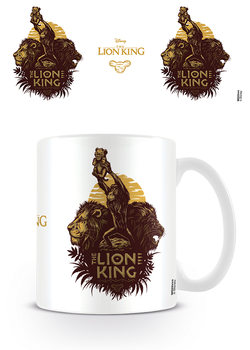 Caneca The Lion King Movie - A Future King Is Born