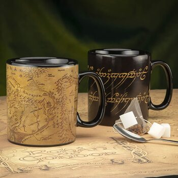 Caneca The Lord Of The Rings
