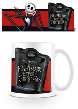 Caneca The Nightmare Before Christmas - Jack Banner
