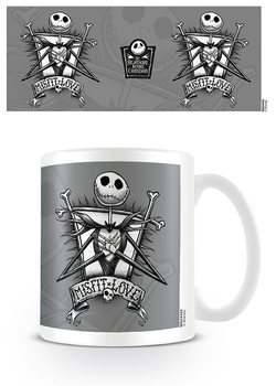 Caneca The Nightmare Before Christmas - Misfit Love