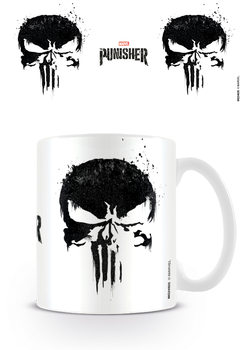 Caneca  The Punisher - Skull