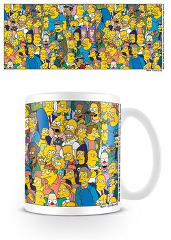 Caneca The Simpsons - Characters