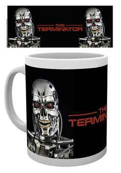 Caneca  The Terminator - Endoskeleton