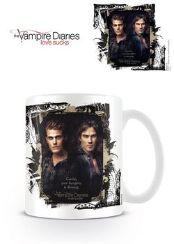 Caneca  The Vampire Diaries - Humanity