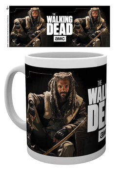 Caneca  The Walking Dead - Ezekiel