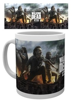 Caneca  The Walking Dead – Fire