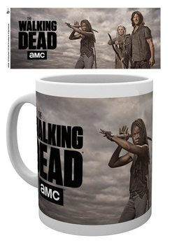 Caneca  The Walking Dead - Heroes