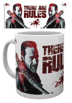 Caneca  The Walking Dead - Rules