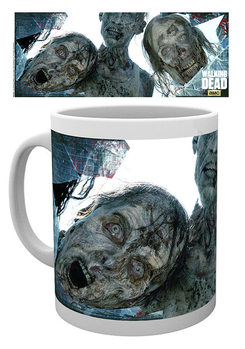 Caneca  The Walking Dead - Window Zombies
