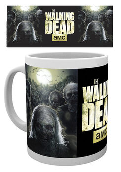 Caneca  The Walking Dead - Zombies