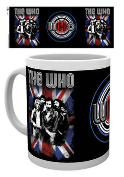 Caneca The Who - Flag