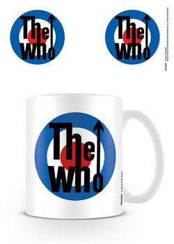 Caneca The Who - Target Logo