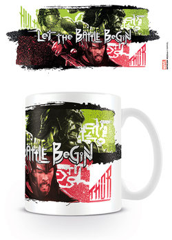 Caneca Thor Ragnarok - Let the Battle Begin