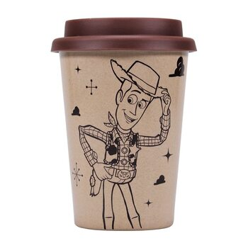 Caneca Eco Toy Story - Woody