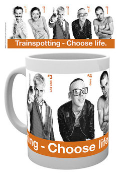 Caneca  Trainspotting - Cast