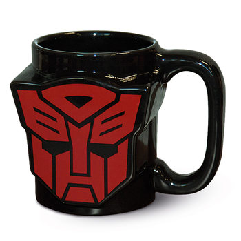 Caneca  Transformers G1 - Autobot Shield