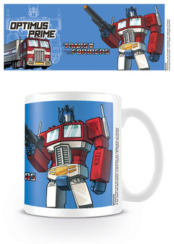 Caneca  Transformers G1 - Optimus Prime