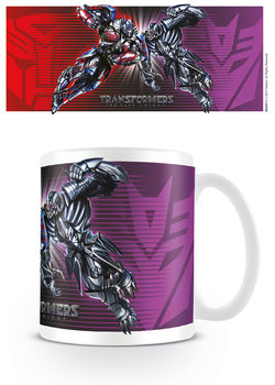Caneca Transformers: The Last Knight - Clash