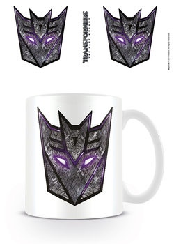 Caneca  Transformers: The Last Knight - Decepticon Logo