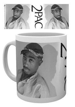 Caneca  Tupac - Smoke