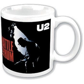 Caneca  U2 – Rattle & Hum