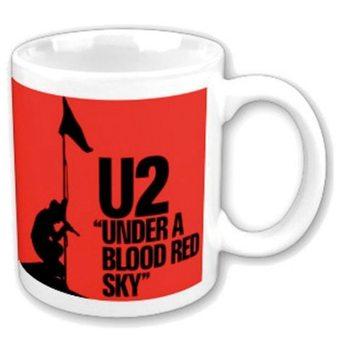 Caneca  U2 - Under A Blood Red Sky