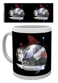 Caneca  Uncharted 4 - Mountain