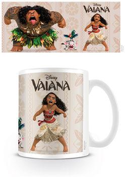 Caneca Vaiana - Characters