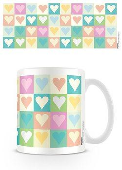 Caneca Valentine's Day - Hearts