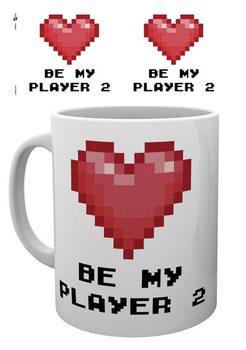 Caneca  Valentines - Player 2