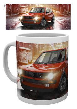 Caneca VW Golf - GTI
