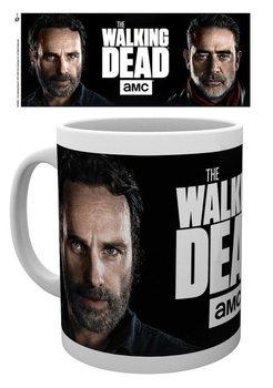 Caneca  Walking Dead - Rick and Neegan