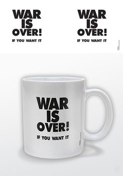 Caneca War Is Over! - If You Want It