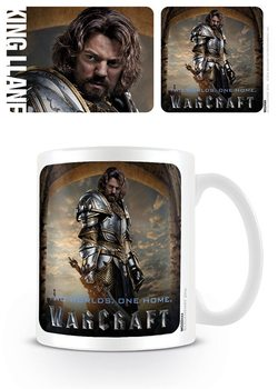 Caneca  Warcraft - King Llane