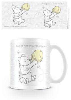 Caneca  Winnie the Pooh - Eleven o'clockish