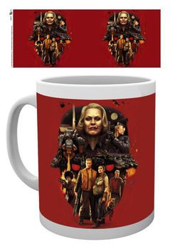 Caneca  Wolfenstein - Face of Death