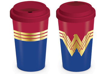 Caneca Wonder Woman - Emblem