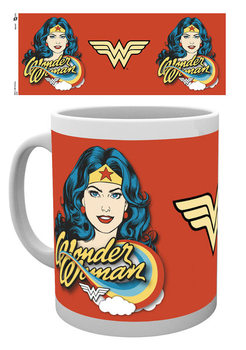 Caneca  Wonder Woman - Face