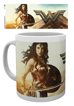 Caneca Wonder Woman - Sword