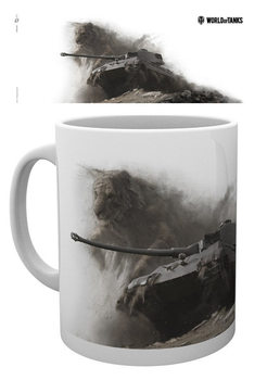 Caneca  World Of Tanks  - Tiger II