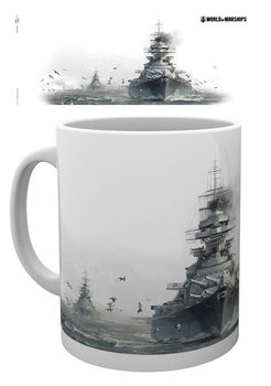 Caneca World Of Warships - Bismark