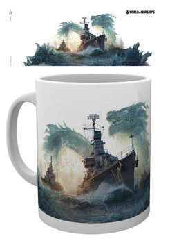 Caneca World Of Warships - Dragons