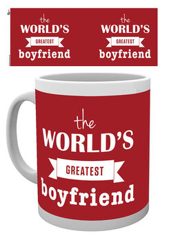Caneca  Worlds Greatest Boyfriend