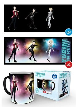 Caneca  Yuri On Ice - Trio